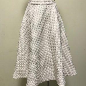 H&M full hem skirt